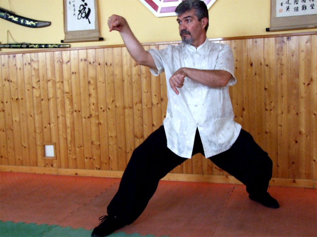 Kung fu Tradicional
