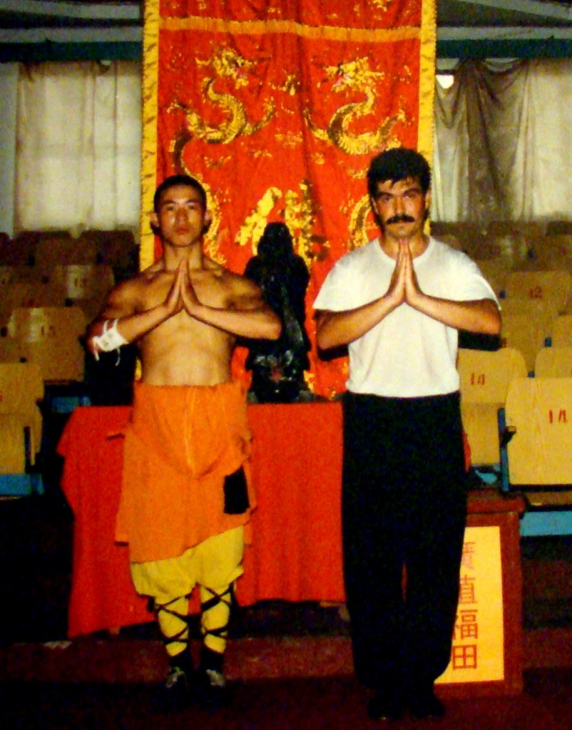 Kung fu en Granada